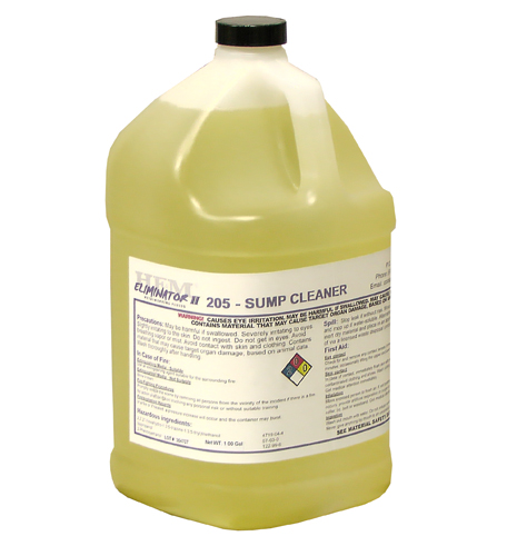 Hemsaw Eliminator Sump Cleaner 205